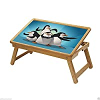 DFS's Premium Multipurpose KIDS ACTIVITY FOLDABLE STUDY TABLE LAPTOP TABLE, BED BREAKFAST TRAY -- For Study / Reading / Eating / Craft-work (Free 3D Chota Bheem keychain)(Random Comic & Cartoon Charactors)