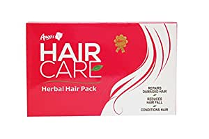 Anoo's Hair Care Herbal Hair Pack 100g