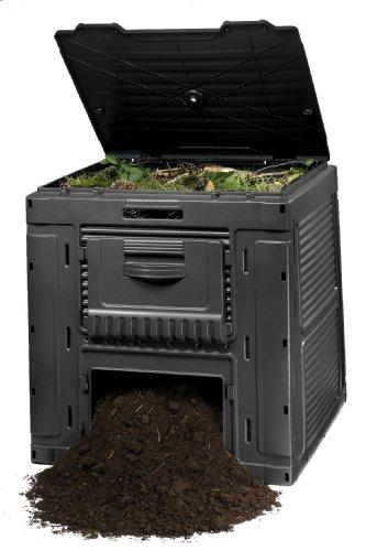 Keter 470l Composteur, noir