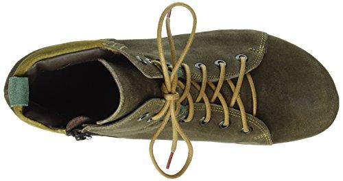 Think! Damen Menscha Desert Boots Grau (VULCANO/KOMBI 21)