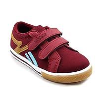 Vicco 951.18Y.620 Bordo Günlük Erkek Çocuk Keten Spor Ayakkabı