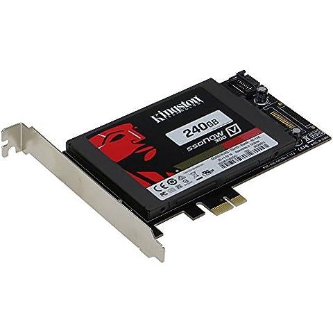 Sedna PCI Express (PCIe) Adattatore per SATA III (6G) SSD