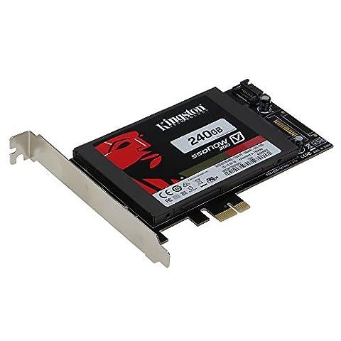 Sedna Adaptateur SSD avec 1 port SATA III de 6