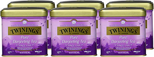 Twinings Darjeeling Dose 100g, 6er Pack (6 x 100 g)
