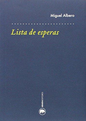 Lista De Esperas (Voces)