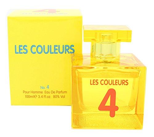 Laurelle Les Couleurs 4 Homme Eau de Parfum 100ml Spray