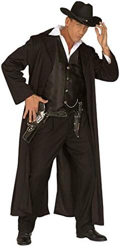NET NET NET TOYS Héros de la gâchette costume Bounty western héros de la gâchette héros de western chasseur de prime ranger wild west XL 54/56 a47135