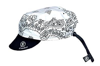 Chaskee Reversible Cap Cashmere mit Neoprenschild (Wendemütze, UV 80)