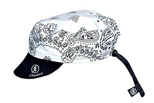 Chaskee Reversible Cap Cashmere mit Neoprenschild (Wendemütze, UV 80), Farbe:white - Reversible Cap
