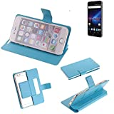 K-S-Trade Flipcover proetcion case for Phicomm Passion 4,