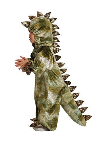 Kinder Kostüm Dino T-Rex Dinosaurier zu Karneval Fasching Gr.5-6 J. (Dino 2 Kinder Kostüme)