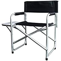 Generic da regista sedia da giardino pieghevole in alluminio tavola sedile film portatile da viaggio sedia a sdraio<1&2063*1>
