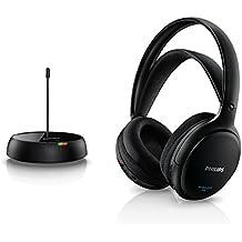 Philips SHC5200/10 - Auriculares de diadema cerrados (32 mm neodimio, 24 Ohm, 100 dB), color negro