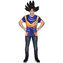 My Other Me Me Me- Goku Dragon Ball CAMISETA Multicolor (231393