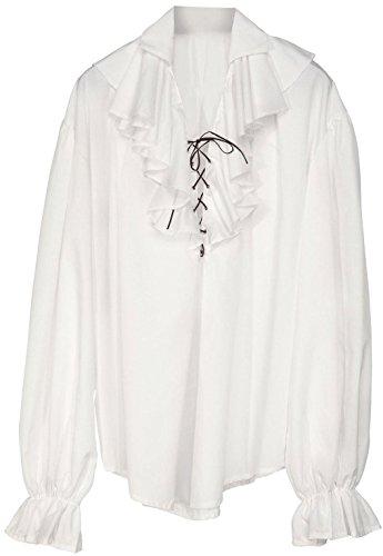aptafetes-cs924186-chemise-depoque-pour-homme-blanc-taille-m-l