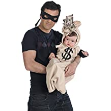 Limit Sport - Nana dólar para bebé con antifaz (MB699)
