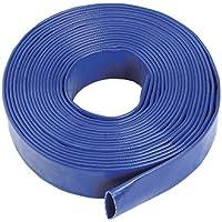 Blu Layflat Acqua Scarico Tubo Pompa irrigazione–32mm (11/4