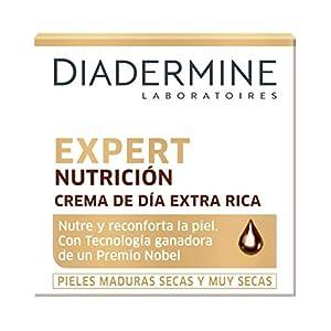 Diadermine – Expert Nutrición Crema diurna facial – con 30 nutrientes vitales: nutre, repara y fortalece – 6 unidades de 50ml