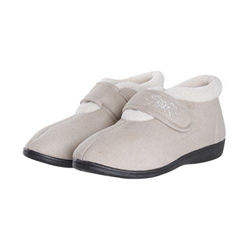 SlumberzzZ, Pantofole donna Beige