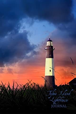 Tybee Island Lighthouse Journal: (Notebook, Diary, Blank Book) 6x9 by