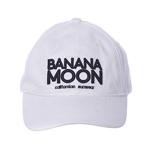 Banana Moon Cino basiccap, bianco, Taglia unica