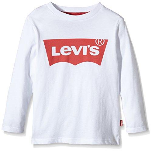 levis-jungen-t-shirt-n91005h-weiss-white-0186-cm-herstellergroesse-2-jahre