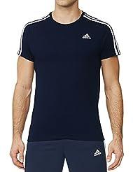 adidas 3 Bandes Sport Essentials T-Shirt Homme