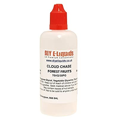 DIY E-Liquids Forest Fruits Cloud Chase, 100 ml by RS Online Distributors