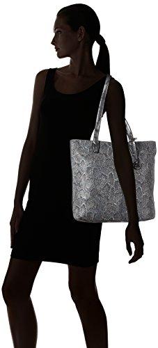 Gabor Ancona Womens Shoulder Bag grigio (grigio)