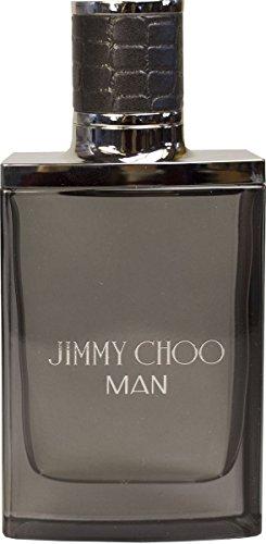 Jimmy Choo Jimmy Choo Man Eau de Toilette 50ml Spray Duft für Ihn mit Geschenk Tüte