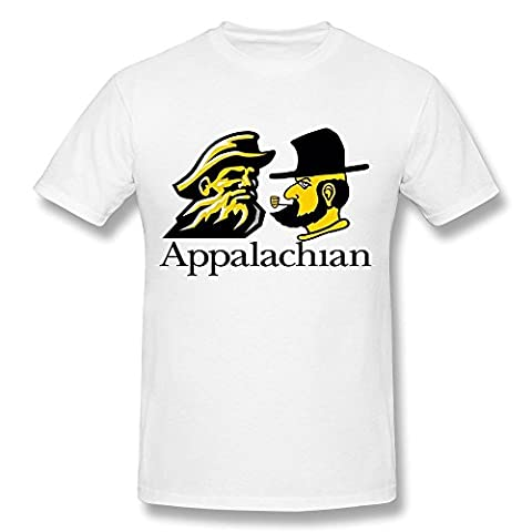 Homme's Appalachian State University T-shirt