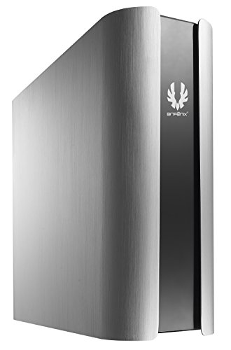 BitFenix Pandora Micro-ATX Case w/ Icon Programmable Display Silver lowest price