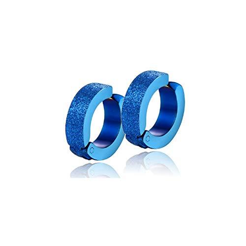 Ohrlose Ohrringe männer Flut männlich ohrclip Ohr Schnalle -