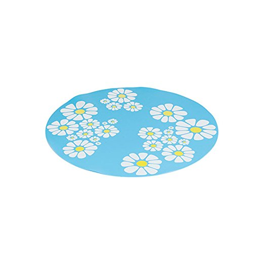 ele ELEOPTION Premium Quality Silicone Pad Non-slip Mat for 1.6 L Automatic Flower Water Fountain, Safe for Dogs Cats