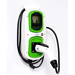 Vehículo eléctrico tipo 1EV estación de carga 32Amp/7,2kW homecharging ~ Nissan Leaf ~ Outlander ~ fabricados en el Reino Unido