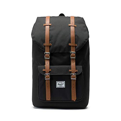 43d0f64c7 Herschel Supply Co. Little America Backpack, Black, One Size