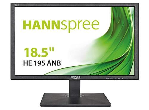 HANNS-G HE195ANB LED 46,99cm 18,5Zoll