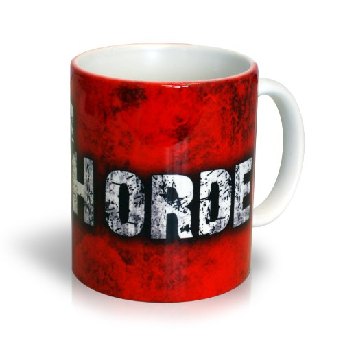 Tazza World of Warcraft - For The Horde - L'Orda