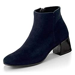 Paul Green 9609 Damen Stiefelette Blau, EU 37,5
