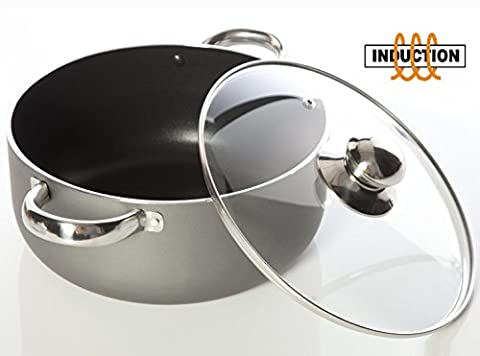 Harbenware Multicook Faitout Four 24 cm Induction