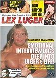 Lex Luger Shoot Interview Wrestling DVD-R