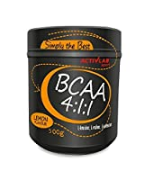 Activlab BCAA 4:1:1, Orange, 500 g