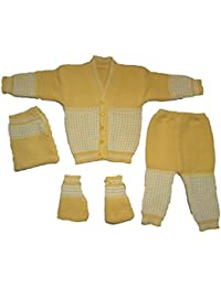 Woollen knitted Sweter Pant set (3-12 month baby)