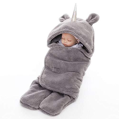 Saco De Dormir Para Bebé Suave Y Cómodo Unisex Con