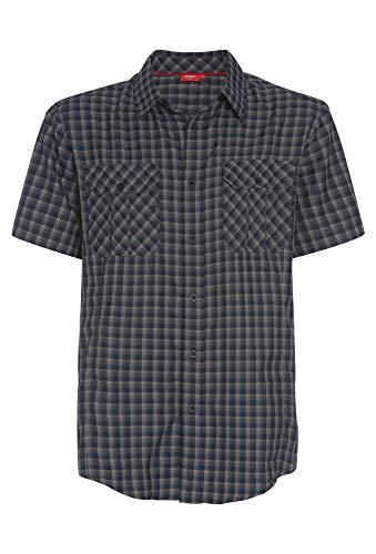 Vittorio Rossi Herren Outdoor Hemd dunkelblau,50