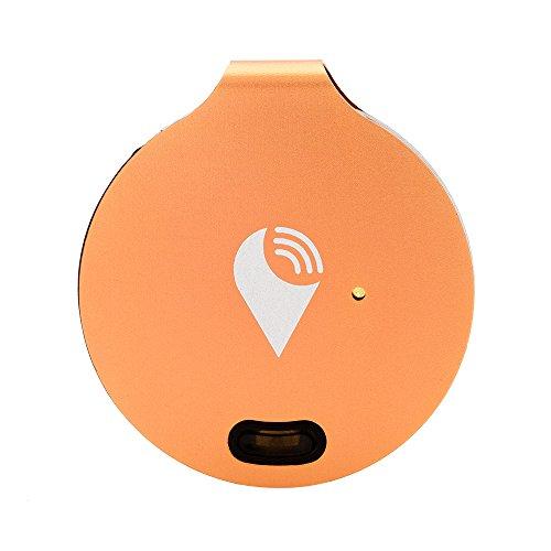 TrackR TB002RG Bravo Bluetooth verknüpfte Aufspührer für Apple iPhone/Android rosegold
