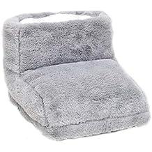 Calentador de pies - USB Lindo Terciopelo Suave para Dormir Calefacción Almohadilla Tibia Oficina de Invierno
