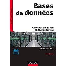 Bases de données - Concepts, utilisation et développement - 4e éd.
