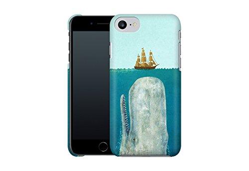 Handyhülle mit Designs für Ihn: iPhone 7 Hülle / aus recyceltem PET / robuste Schutzhülle / Stylisches & umweltfreundliches iPhone 7 Case - Apple iPhone 7 Schutzhülle: Glyzbryks von Spires The Whale von Terry Fan