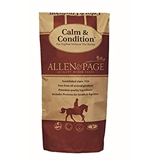 Allen & Page Calm and Condition Horse Feed, 20 kg 14